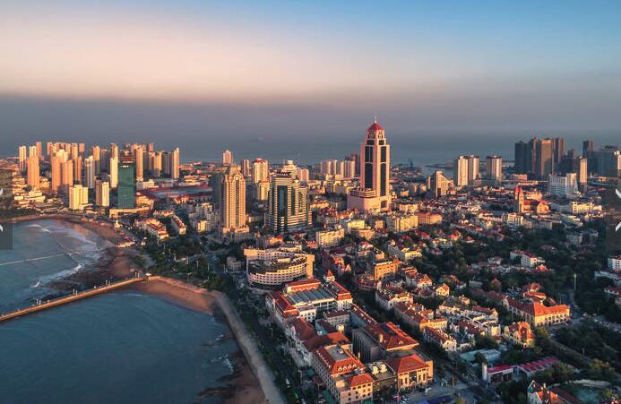 我国很美5个海滨城市:一个是新一线,有3个北方城市