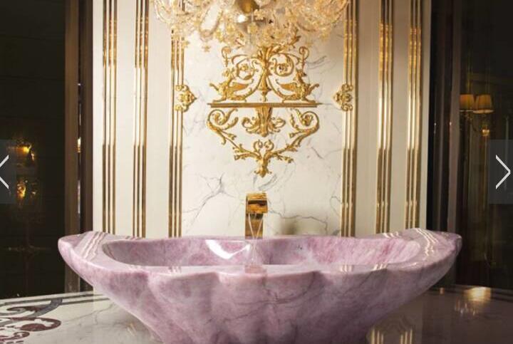 世界上最贵的浴缸,价值700万!比房子还贵!