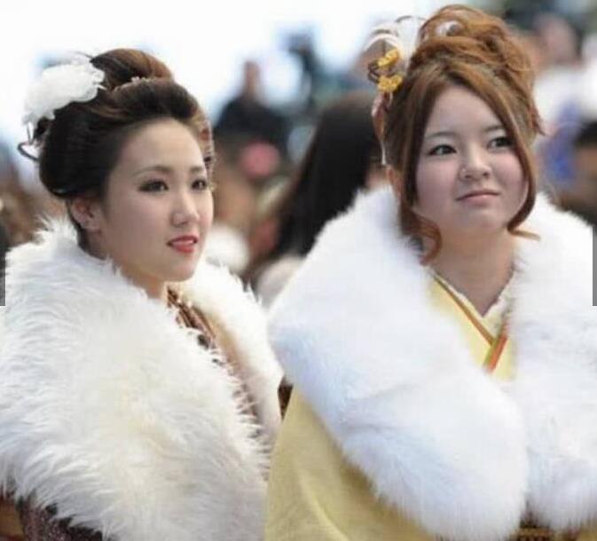 """日本的""""奇葩""""婚俗,女性需要做到3件事"""