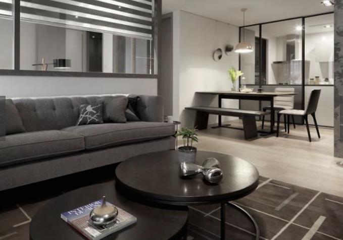 有钱人家里客厅从不装茶几 这样设计才高档漂亮